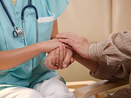 Medicare Recipient & Nurse